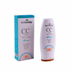 Dermoday CC Cream Light 01 60Ml