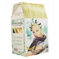Natural herbs hair dye Marvel 10 very light yellow