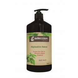 Seleccion shampoo Natural With nettle extract 1000 ml for hair lossgreasy