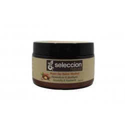 Argan oil hair mask Natural 250 ml From Seleccion