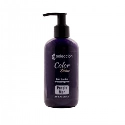 HAIR COLOR SHINE CREAM 250 ML SELECCION