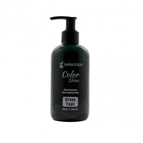 HAIR COLOR SHINE CREAM 250 ML SELECION