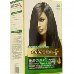 Hair dye from  Seleccion In the color maroon Average number 4.0