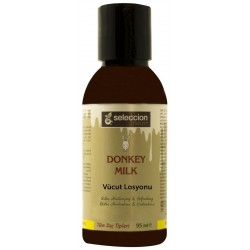 Body Lotion with Donkey Milk Natural 95 ml from seleccion